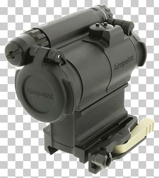 Aimpoint AB Red Dot Sight Aimpoint CompM4 Reflector Sight Telescopic Sight PNG