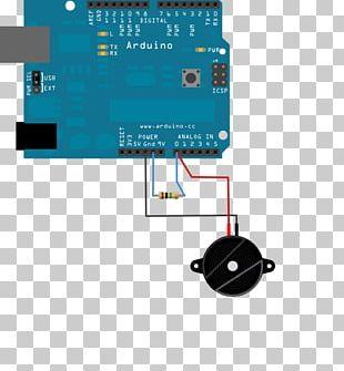 Arduino Piezoelectric Sensor Piezoelectricity Electronics PNG