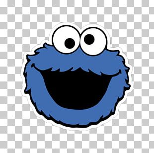 Cookie Monster Elmo Biscuits PNG