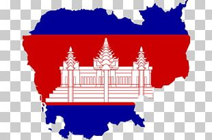 Flag Of Cambodia Map National Flag PNG