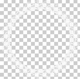 Line Symmetry Black And White Pattern PNG