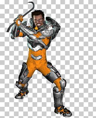 Half Life Gordon Freeman Headcrab Art Character Png Clipart