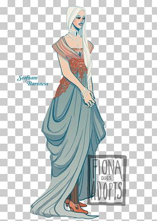Gown Shoulder Microsoft Azure Costume PNG