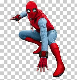 Spider-Man: Homecoming Film Series Miles Morales Iron Man Costume PNG