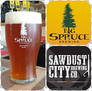 Ale Lager Beer Big Spruce Brewing Alaskan Brewing Company PNG