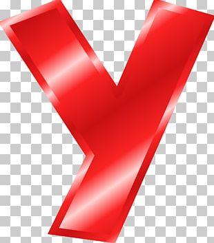 Letter Alphabet Y Cursive PNG