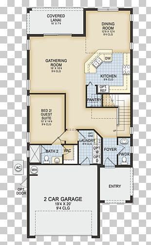 Floor Plan House Plan PNG