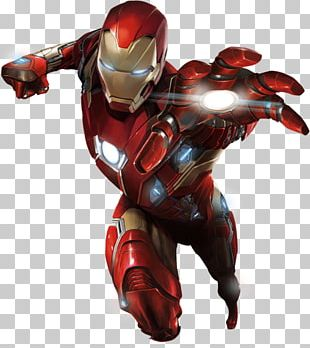 Iron Man Marvel Cinematic Universe PNG