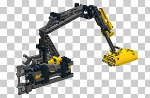 LEGO Heavy Machinery Technology Architectural Engineering PNG