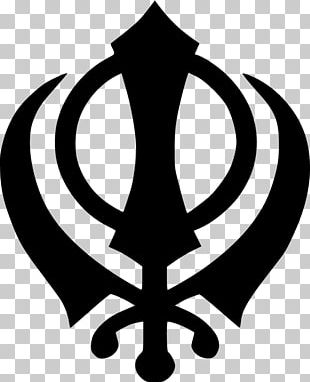 Khanda Sikhism Symbol The Five Ks PNG