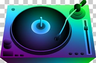 Phonograph Disc Jockey Turntablism PNG