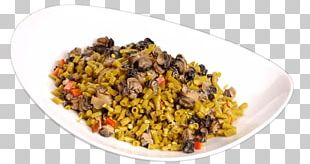 Pilaf Arroz Con Pollo Fried Rice Food Meat PNG