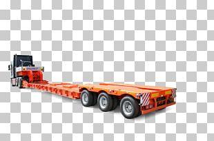 Trailer Model Car Commercial Vehicle Truck PNG