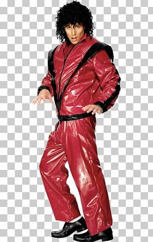 Michael Jackson's Thriller Jacket 1980s Costume Party PNG