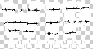 Barbed Wire Fence Barbed Tape PNG