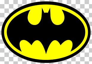 Batman Logo Superhero PNG