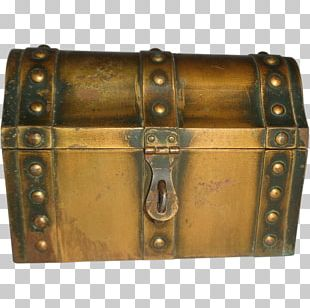 Buried Treasure Chest PNG