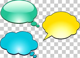 Bubble Dialog Box Dialogue Cloud PNG