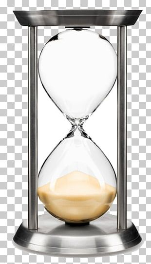 Hourglass Time PNG