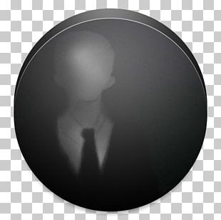 Silhouette Black White PNG