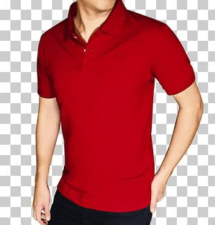 Polo Shirt T-shirt Tennis Polo Maroon Neck PNG