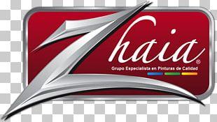 Logo Painting PINTURAS ZHAIA Brand PNG