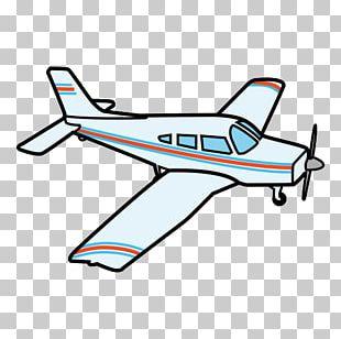Airplane Air Transportation Train Model Aircraft PNG