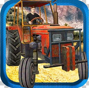 Car Tractor Racing Video Game PNG