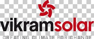 Logo Vikram Solar Solar Panels Solar Power Brand PNG