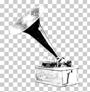 Phonograph Record Sound Recording And Reproduction Invention PNG