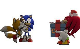 Sonic The Hedgehog Knuckles The Echidna WUXGA HVGA Wide XGA PNG
