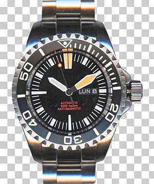 Diving Watch Watch Strap ETA SA Automatic Watch PNG
