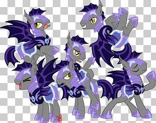 Princess Luna Pony PNG