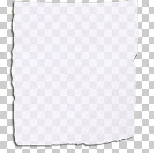 Paper Material Rectangle PNG