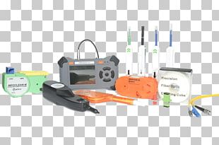 Tool Fusion Splicing Optical Fiber Optical Time-domain Reflectometer Manufacturing PNG