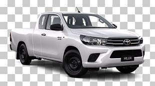 Toyota Hilux Car Pickup Truck Toyota Tacoma PNG