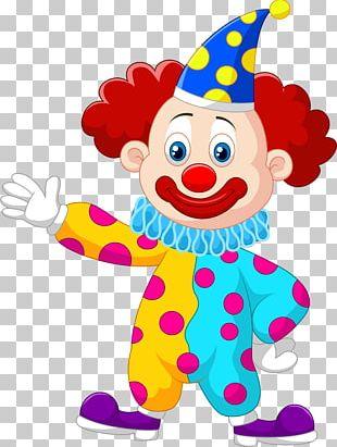 Circus Cartoon Clown Traveling Carnival PNG