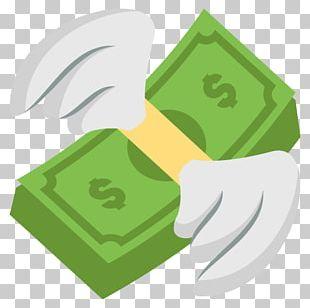 Emoji Money Bag Payment Bank PNG