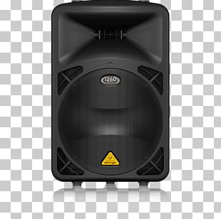 Microphone Loudspeaker Powered Speakers Public Address Systems Audio PNG