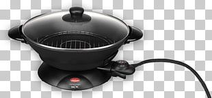 Wok Home Appliance Sunbeam Products Electricity Kitchen PNG