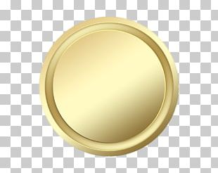 Blank Golden Seal PNG