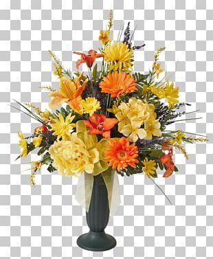 Floral Design Transvaal Daisy Flower Bouquet Cut Flowers Lilium PNG