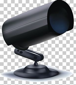 Closed-circuit Television Video Camera Surveillance Webcam PNG