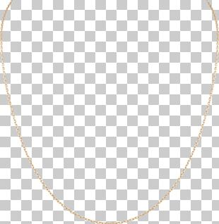 Necklace Colored Gold Jewellery Chain PNG