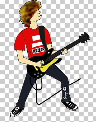Bass Guitar Microphone Stands PNG