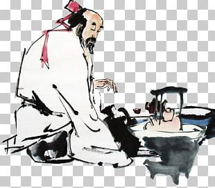 Ink Chinese Painting PNG