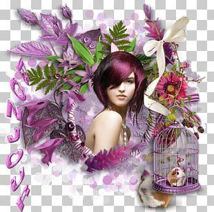 Cut Flowers Purple Flowering Plant PNG