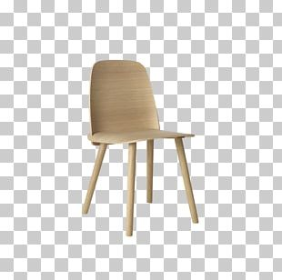 Eames Lounge Chair Muuto Wood Furniture PNG