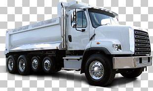 Car Pickup Truck Dump Truck Freightliner Trucks PNG