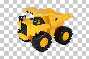 Caterpillar Inc. Car Dump Truck Toy Wheel PNG
